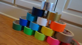 Colored Duct Tape Wallpaper Full HD