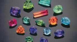 Colored Stones Desktop Wallpaper HD