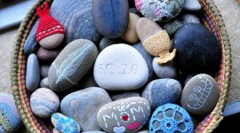 Colored Stones Photo Download
