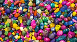 Colored Stones Photo Free