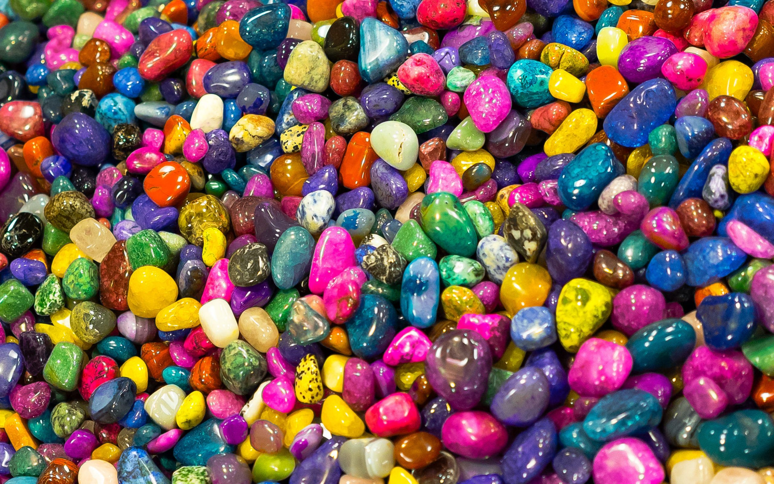 Colored Stones Wallpapers High Quality Download Free