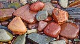 Colored Stones Wallpaper