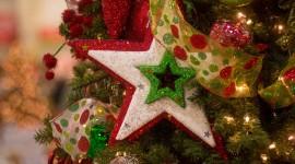 Colorful Christmas Stars Photo#2