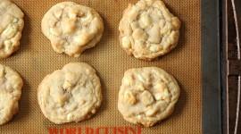 Cookies With Nuts Desktop Wallpaper