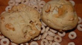 Cookies With Nuts Desktop Wallpaper HD