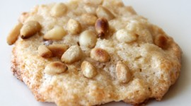 Cookies With Nuts Wallpaper Download Free