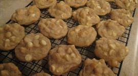 Cookies With Nuts Wallpaper Gallery