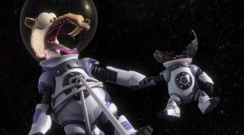 Cosmic Scrat-Tastrophe Wallpaper Gallery