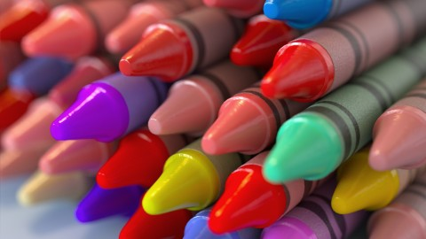 Crayons wallpapers high quality