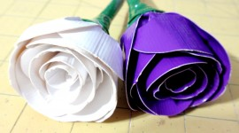 Duct Tape Bouquet Photo Free#2