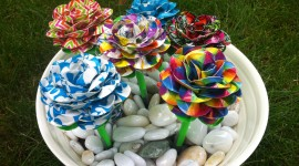 Duct Tape Bouquet Photo#3