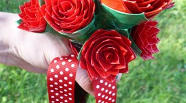 Duct Tape Bouquet Wallpaper For Mobile