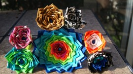 Duct Tape Bouquet Wallpaper For PC