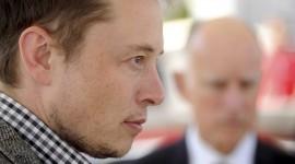 Elon Musk Desktop Wallpaper HQ