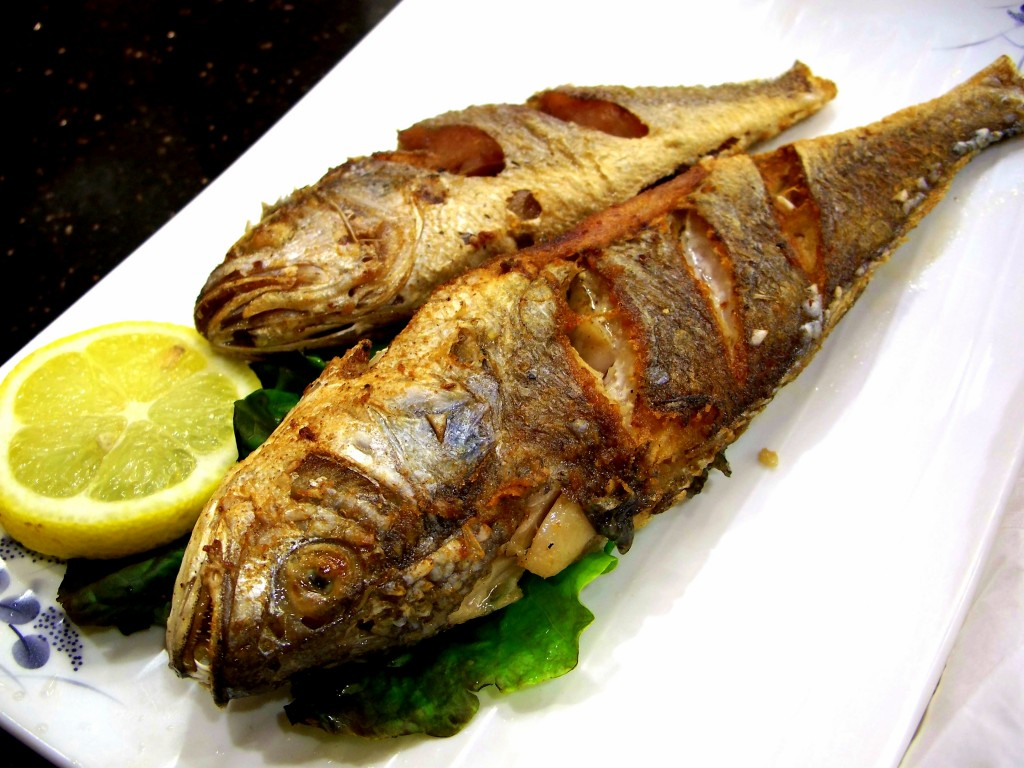Fried Grilled Fish wallpapers HD