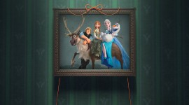 Frozen Fever Photo Free