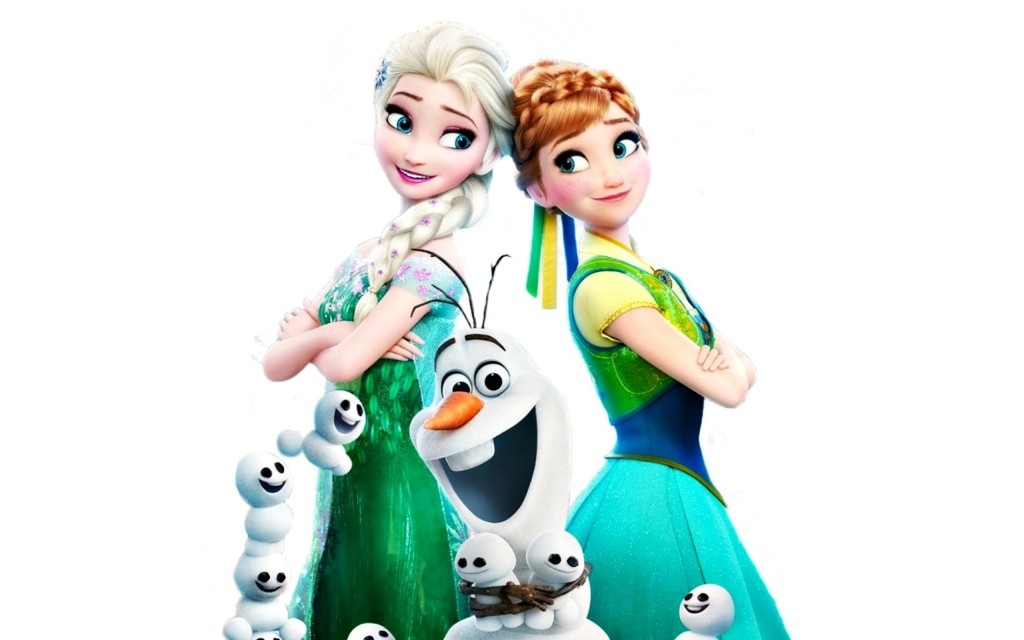 Frozen Fever wallpapers HD