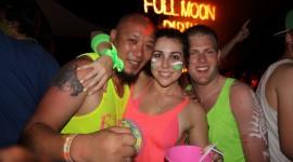Full Moon Party Thailand Desktop Wallpaper For PC