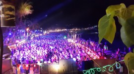Full Moon Party Thailand Wallpaper For PC