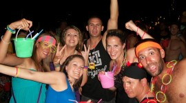 Full Moon Party Thailand Wallpaper Free