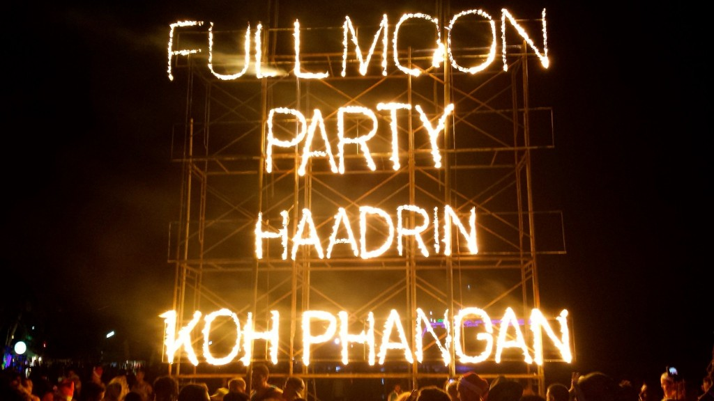 Full Moon Party Thailand wallpapers HD