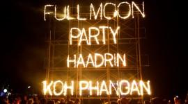 Full Moon Party Thailand Wallpaper HD
