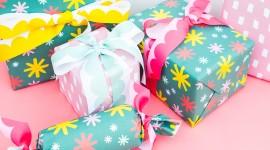 Gift Wrap Desktop Wallpaper