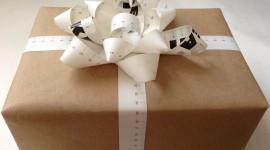 Gift Wrap Wallpaper Download Free