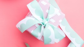 Gift Wrap Wallpaper For IPhone