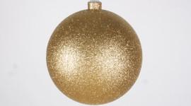 Gold Christmas Balls Wallpaper Gallery