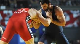 Greco-Roman Wrestling Desktop Wallpaper HD