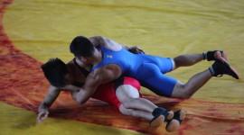 Greco-Roman Wrestling Wallpaper High Definition