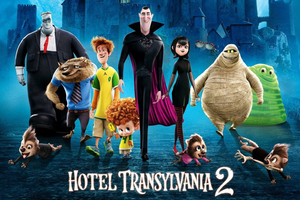 Hotel Transylvania 2 wallpapers HD