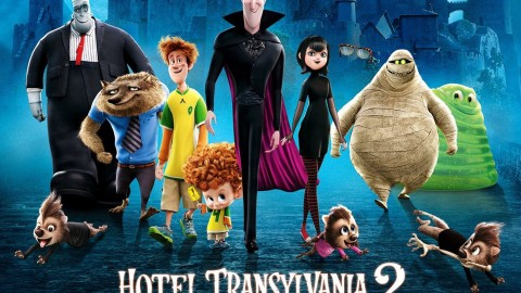 Hotel Transylvania 2 wallpapers high quality