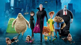 Hotel Transylvania 2 Desktop Wallpaper