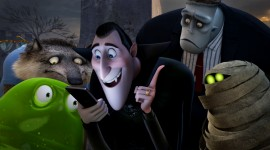 Hotel Transylvania 2 Wallpaper Download
