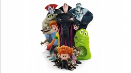 Hotel Transylvania 2 Wallpaper Full HD