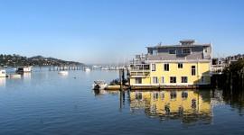 Houseboats Desktop Wallpaper Free