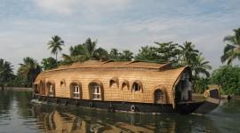 Houseboats Desktop Wallpaper HD