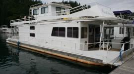 Houseboats Wallpaper 1080p