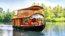 Houseboats Wallpaper Free