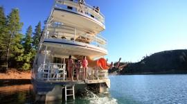 Houseboats Wallpaper HQ