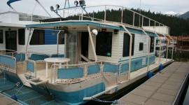 Houseboats Wallpaper High Definition