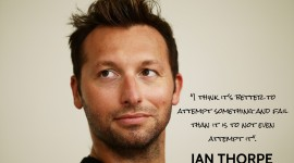Ian James Thorpe Desktop Wallpaper HD