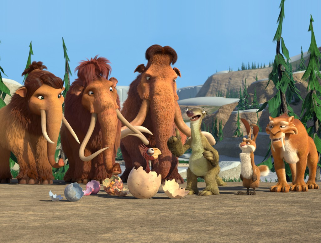 Ice Age The Great Egg Scapade wallpapers HD