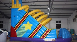 Inflatable Trampoline Wallpaper 1080p