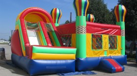 Inflatable Trampoline Wallpaper Gallery