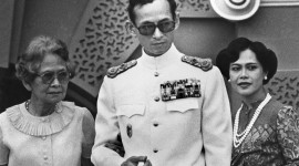 King Of Thailand High Quality Wallpaper