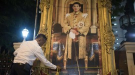 King Of Thailand Wallpaper Background