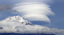 Lenticular Clouds Desktop Wallpaper
